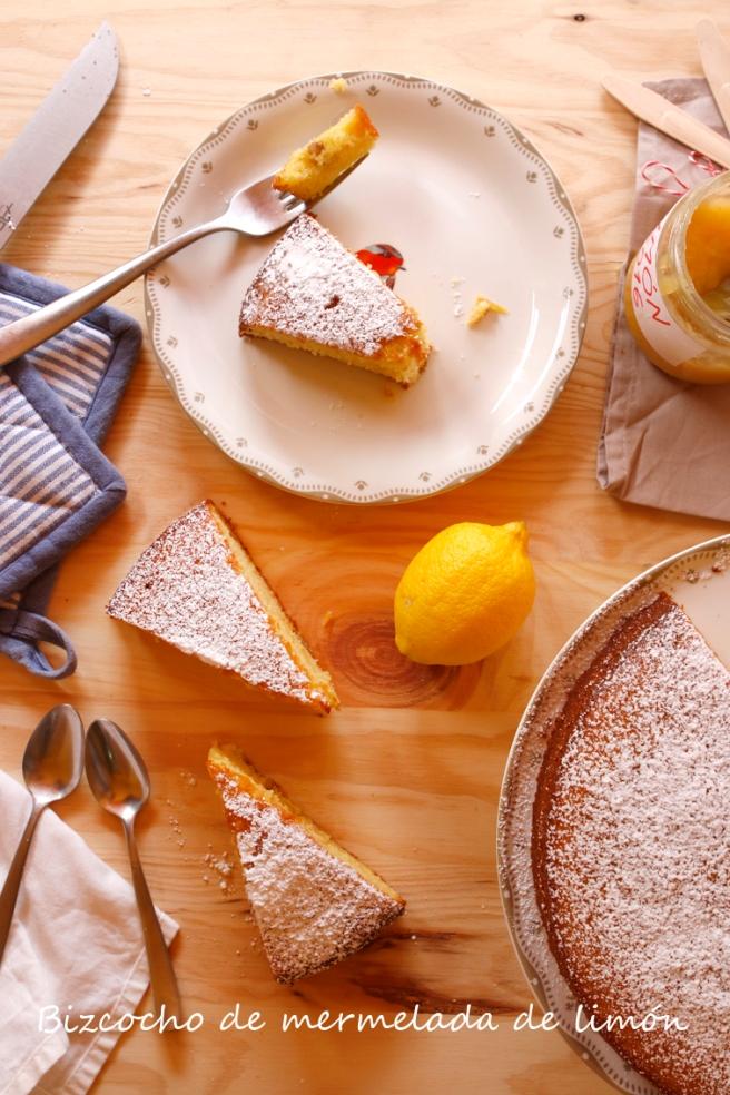 Bizcocho de mermelada de limón 51b