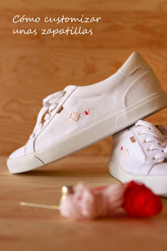 cómo customizar unas zapatillas 12b