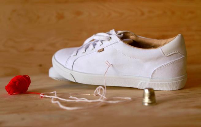 cómo customizar unas zapatillas 4