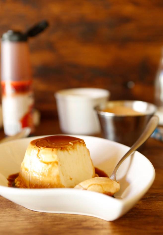 Pastel de queso al caramelo 25