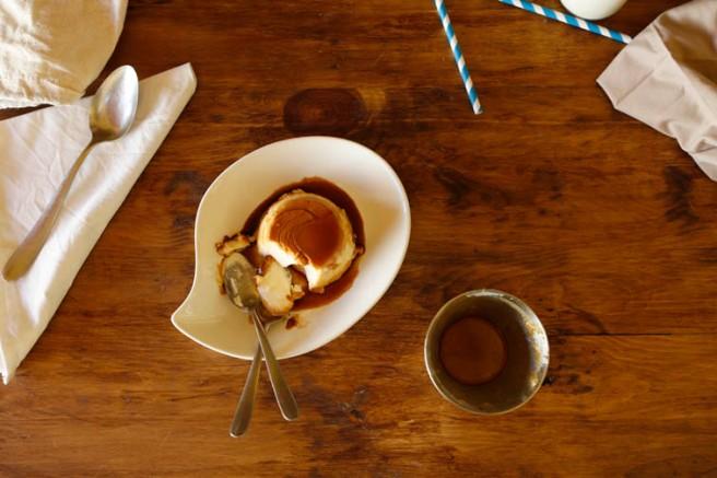 Pastel de queso al caramelo 46